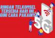 Jaringan Telkomsel 5G tersedia hari ini. Begini Cara Pakainya