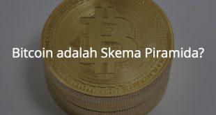 Apakah Bitcoin adalah Skema Piramida?