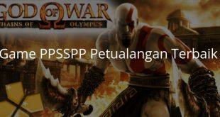 game ppsspp petualangan terbaik