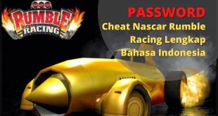Password Nascar Rumble