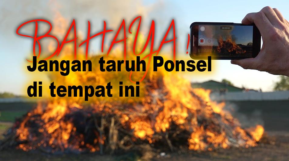 bahaya-simpan-ponsel-di-tempat-ini
