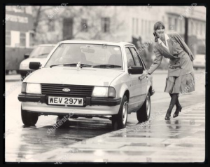 foto mobil lady diana ford