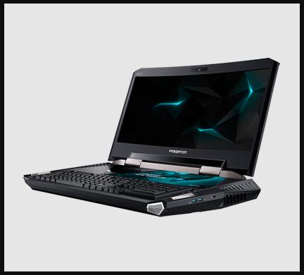 laptop gaming ACER Predator 21X
