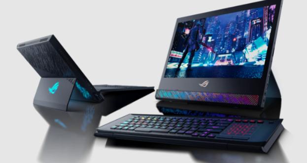 laptop gaming ASUS ROG Mothership GZ700GX