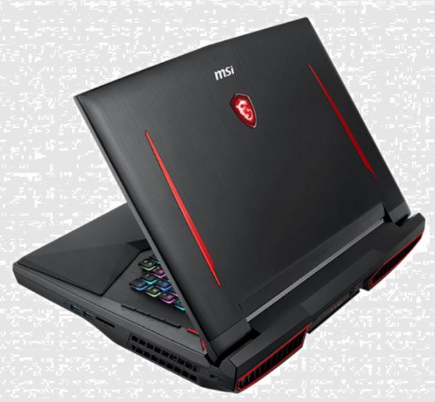 laptop gaming MSI GT75 Titan 4K-012