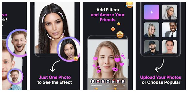 4 Aplikasi Foto Bisa Nyanyi Viral Android dan IOS 2021