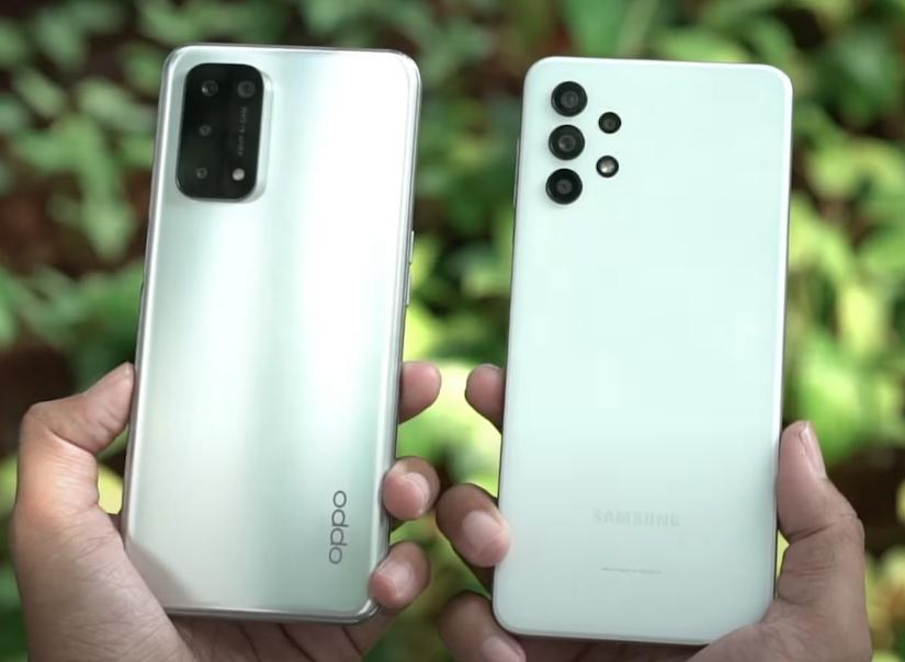 Samsung A32 5G atau OPPO A74 5G, Pilih Mana?