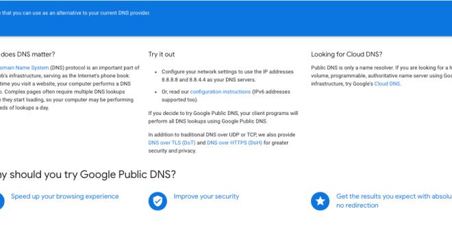 25 DNS Tercepat Wifi untuk Game Online