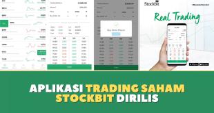 Aplikasi Trading Saham Stockbit dirilis