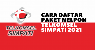 Cara Daftar Paket Nelpon Telkomsel simPATI