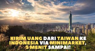 Cara Kirim Uang dari Taiwan ke Indonesia