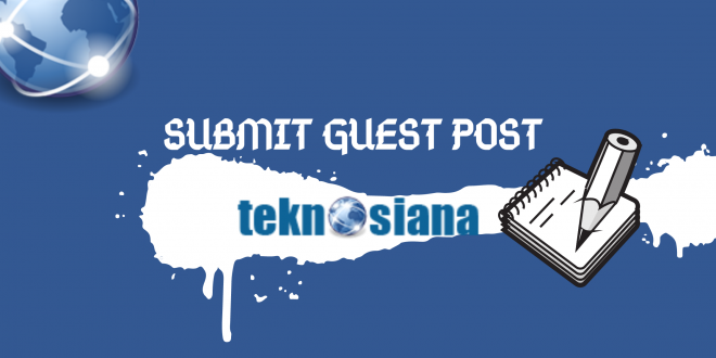 Guest Post on Teknosiana