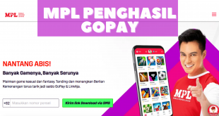 MPL Penghasil Gopay