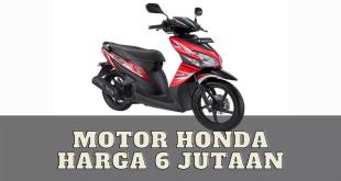 Motor Honda Harga 6 Jutaan