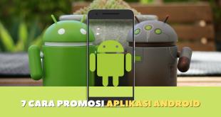 Promosi Aplikasi Android