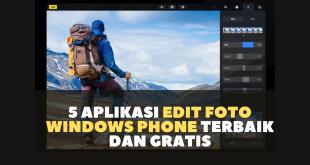 aplikasi edit foto windows phone