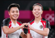 Medali Emas dari Greysia Polii & Aprilia Rahayu di Olimpiade Tokyo 2021