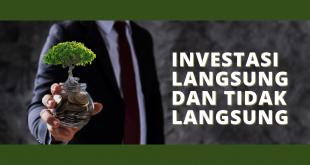 investasi langsung dan tidak langsung