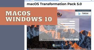 mac os windows 10