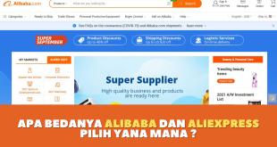 Apa bedanya Alibaba dan Aliexpress Pilih yana mana ?