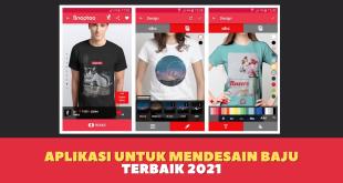 Aplikasi untuk Mendesain Baju