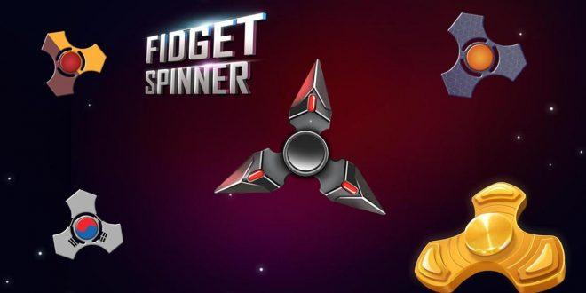 Game Fidget Spinner Gratis di Android