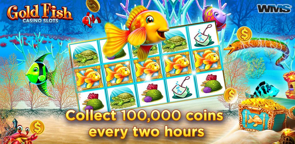 Game Gold Fish Casino Slots
