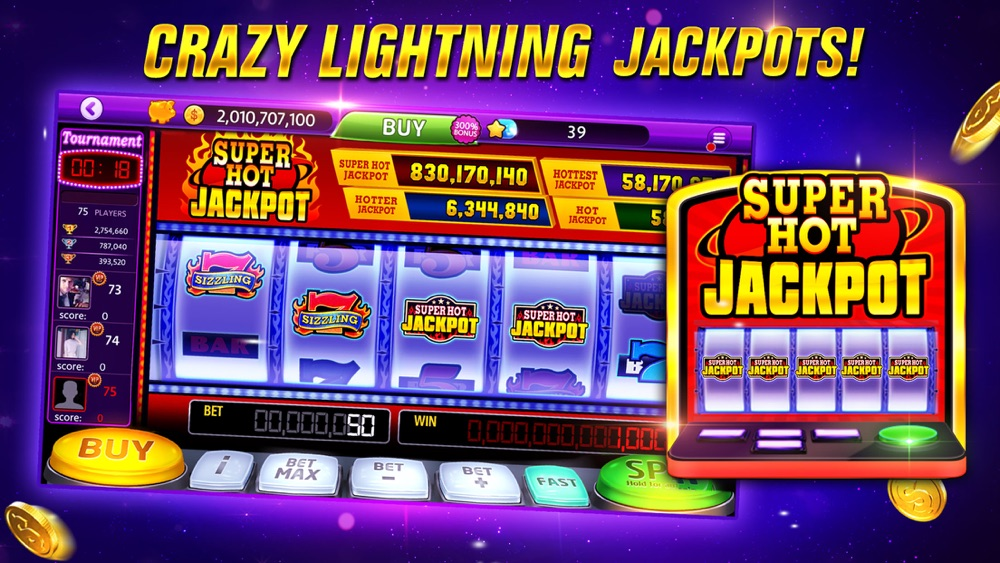 Game Lucky City – 3D Casino Slots
