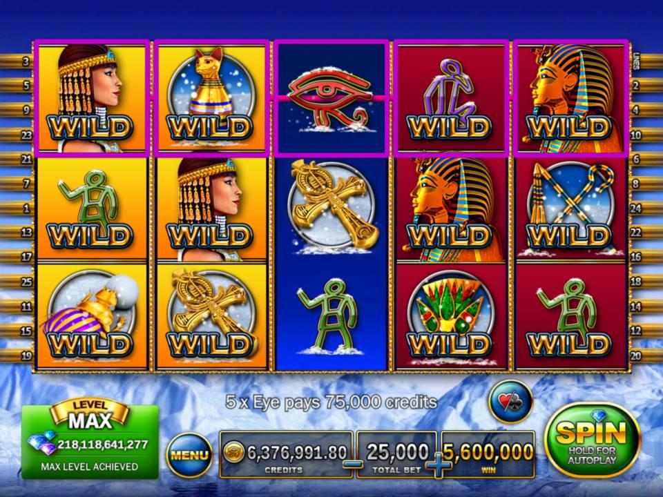 Game Slots Pharaoh's Way
