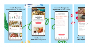 8 Aplikasi Android Teratas yang Diidamkan Pecinta Makanan