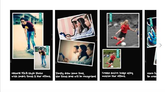 Aplikasi Video Bokeh Android yang Rekomended
