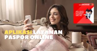 Cara Antri Paspor Online Terbaru