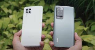 Perbandingan Redmi 10 Vs Samsung Galaxy M22