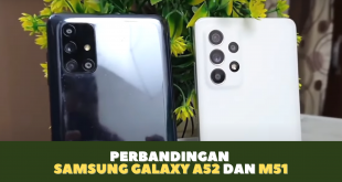 Perbandingan Samsung A52 dan M51