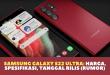 Samsung Galaxy S22 Ultra: Harga, Spesifikasi, Tanggal Rilis (Rumor)