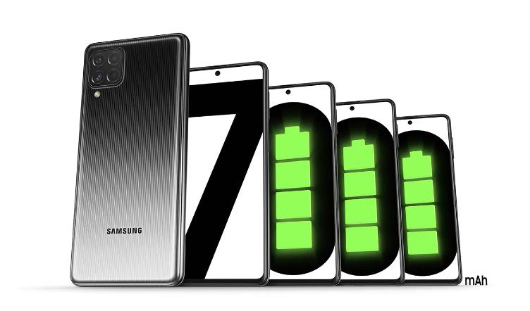 Smartphone 7000mAh 2021
