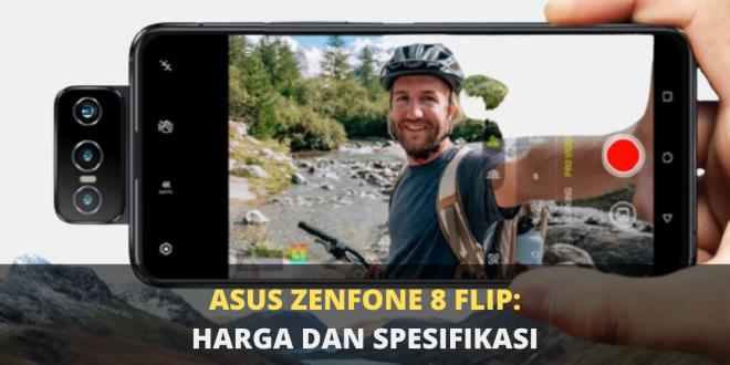asus zenfone 8 flip harga dan spesifikasi 2021
