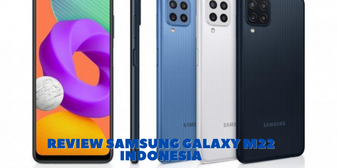 """Samsung Galaxy M22. Tiap kali Samsung ngumumin seri-M yang terbaru, yang pertama kali muncul dalam benak banyak orang itu adalah kapasitas baterai-nya. Yang memang terkenal """"monster"""". Karena sektor baterai ini udah kayak jadi jualannya mereka. Mau yang kapasitas seberapa? 6000 mAh? Atau 7000 mAh? Itu semuanya ada di seri-M nya Samsung. Tapi ada yang beda nih sama Samsung seri-M. yang rilis di Indonesia tahun ini, khususnya yang main di kelas Rp 2-3 jutaan ya. Karena sekarang mereka tuh kayak udah nggak ngejar kapasitas baterai yang """"gede-gede"""" banget. Fokusnya sekarang gimana sih bikin bodi smartphone yang lebih ringkes, tanpa ngorbanin daya tahan baterai yang emang udah terkenal awet di seri-M. Udah gitu, masih dikasih fitur-fitur yang cukup bersaing di segmen kelas menengah ke bawah. Nah yang nggak kalah menarik sih kalo udah ngomongin soal harga nih, karna Anda nggak bakal nyangka kalo Samsung seri-M yang satu ini tuh cuma dibanderol di angka Rp 2 jutaan aja. Tapi, apa sih yang menarik dari smartphone ini? Yang baru dari Samsung seri-M keluaran tahun ini tuh sekarang animasi layarnya udah jauh lebih """"ngacir"""" buat dipake scroll-scroll halaman. Jadi, mulai dari Samsung seri-M kepala 1 sampai kepala 3, Samsung tuh udah naikin standar layarnya ke level yang lebih kekinian. Jadi, nggak cuma sekadar pake panel Super AMOLED, tapi, seri-M yang terbaru ini tuh udah pake refresh rate yang tinggi juga, 90Hz. Yaa sebenernya layar 90Hz di smartphone Rp 2 jutaan itu udah... biasa banget yah, nggak terlalu spesial, karna udah banyak juga yang pake, 'kan? Tapi, ketika layar 90Hz ini pakenya panel Super AMOLED dan dikombinasiin dengan... ...tampilan antar-muka yang se-responsif One UI-nya Samsung..., Wadaw! Wadaw banget ini. Ini sih ngasih pengalaman visual yang jauh lebih nyenengin. Apalagi kalo Anda tipe pengguna smartphone yang emang sering ngabisin waktu di depan layar ya. Yaa buat dipake browsing, scroll-scroll timeline Twitter, scrolling video di TikTok, ini jelas ngasih pe"""